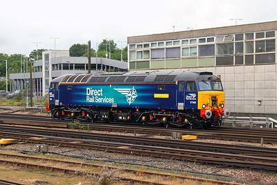 57308 Basingstoke 30/05/17 0Z68 Eastleigh to Willesden