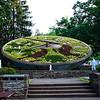 Kentucky state Capital Floral Clock