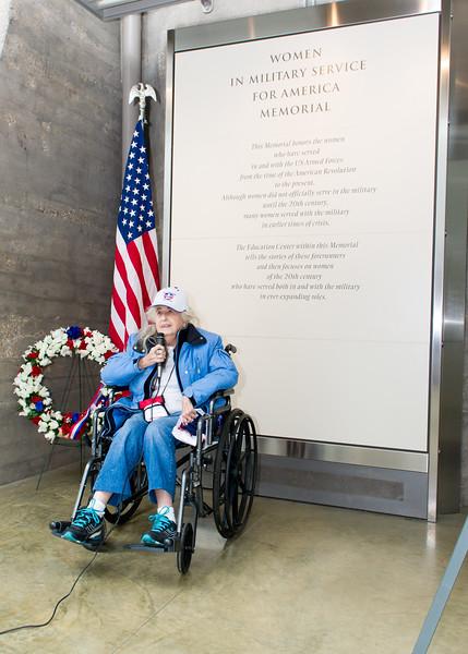 11. Women's War Memorial