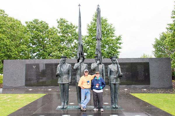 13. Air force Memorial