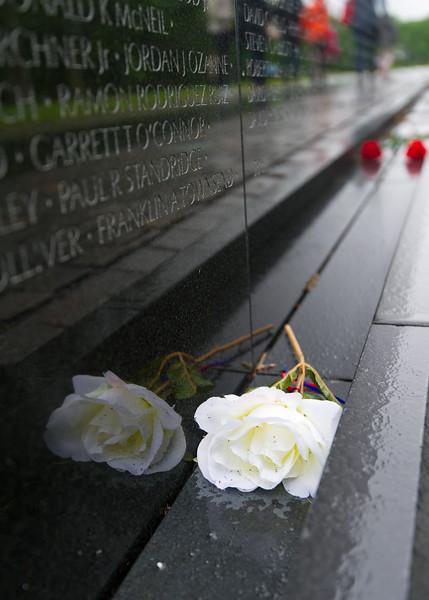 7. Vietnam War Memorial