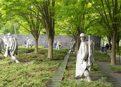 9. Korean War Memorial