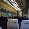 Southeastern Class 466 Networker interior at Beckenham Junction.
