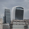 20 Fenchurch Street, AKA the Walkie Talkie, and 112 Leadenhall Street, AKA the cheesegrater, define the City of London skyline.