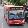 Stagecoach Dennis Dart Plaxton Pointer LX53LGK 34554 in Brixton on the P4 to Lewisham.
