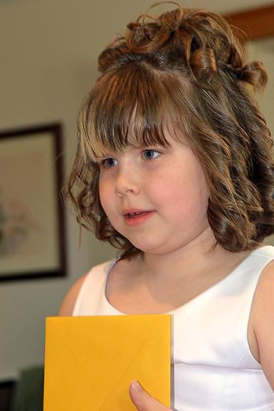 Lilla's First Communion 11