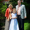 Lilla's First Communion 19