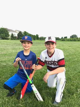 May 29 (Uncle Eric, Caleb Visit, White Sox Game)