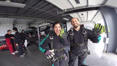 1341 Amani Mansour Skydive at Chicagoland Skydiving Center 20170503 Jo Jo