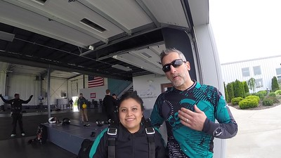 0951 Elvira Acuahuitl Skydive at Chicagoland Skydiving Center 20170513 Chris R Amy