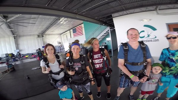 1514 Chelsea Morton Skydive at Chicagoland Skydiving Center 20170514 Brad