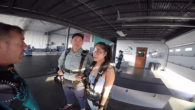 1925 Grace Kwon Skydive at Chicagoland Skydiving Center 20170528 Brad Brad