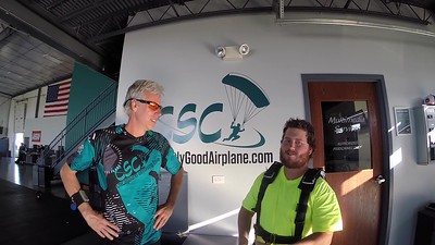1857 Miles Peterson Skydive at Chicagoland Skydiving Center 20170528 Len Amy