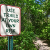 MET 050717 TRAILS SIGN