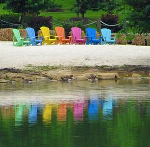 Adirondack Rainbow