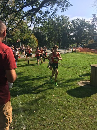 Greater Cleveland Conference (GCC) Meet