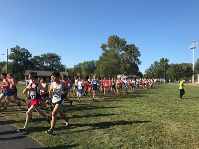 Tiffin Cross Country Carnival