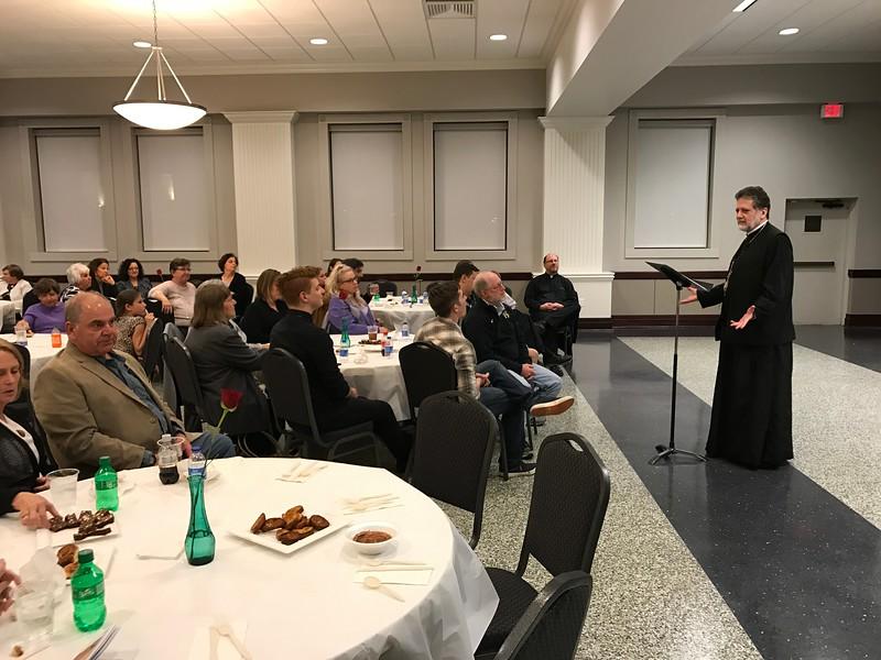 Memphis Lenten Lecture