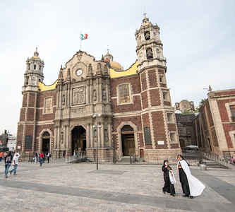 Basilica of Our Lady of Guadalupe.