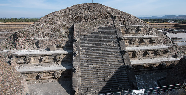 Pyramid of Quetzalcoatl