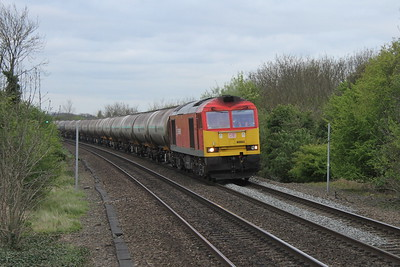 60063 Tamworth 13/04/17 6E59 Kingsbury to Lindsey