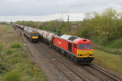60063 Wichnor Junction 13/04/17 6M57 Lindsey to Kingsbury
