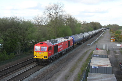 60007 Stenson Junction 13/04/17 6M00 Humber to Kingsbury