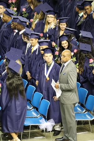 Mike's graduation 2017