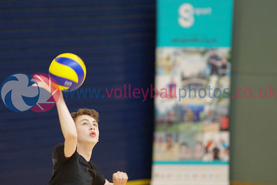 Scottish Men's National Team Come & Try Session, The Glasgow Internationals, Holyrood Sport Centre, Glasgow, Sat 20th May 2017.  © Michael McConville  http://www.volleyballphotos.co.uk/2017/Misc/20170520-come-and-try-session