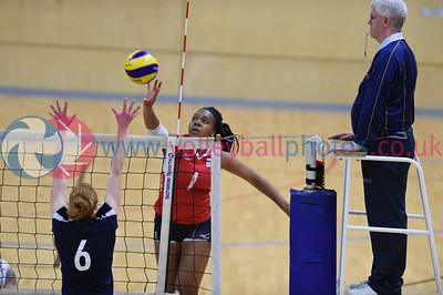 International Volleyball England 1 v 3 Scotland (25-22, 20-25, 20-25, 18-25), Sport Central, Northumbria University, 27 May 2017.   © Lynne Marshall   http://www.volleyballphotos.co.uk/2017/Misc/20170527-England-v-Scotland/