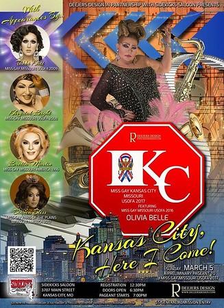 Chuck Pfoutz Presents: Miss Gay Kansas City USofA 2017