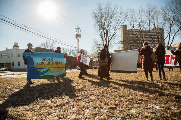 Missing and Murdered Indigenous Women, February 14 2017