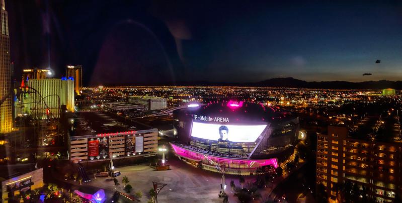 T-Mobile Arena, Las Vegas, Nevada