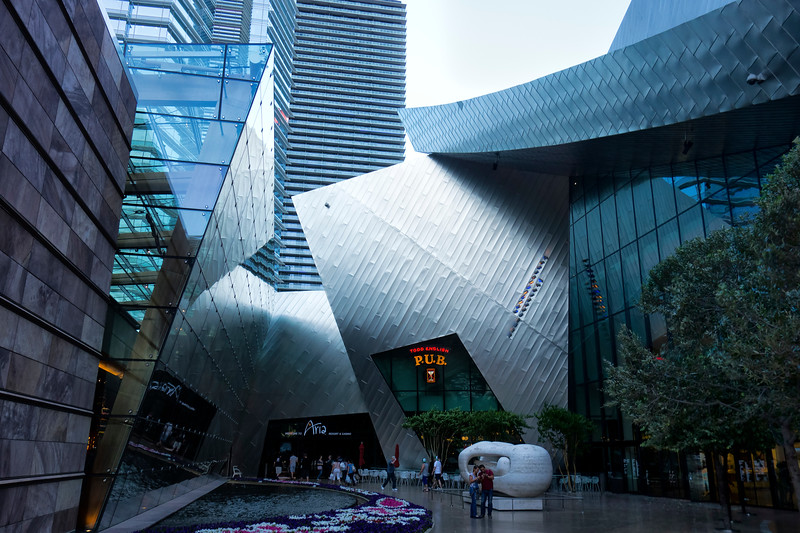 Aria Hotel and Casino, Las Vegas, Nevada