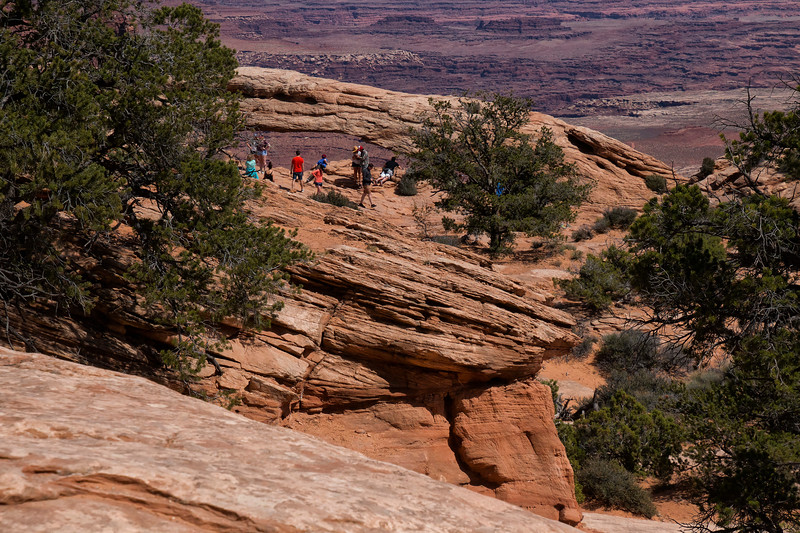 Mesa Arch Trail, Canyonlands National Park, Moab, UT 84532