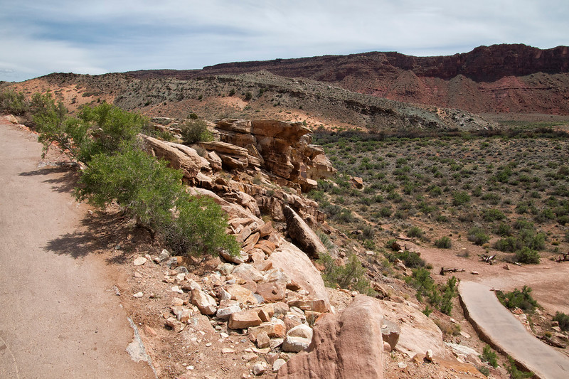 Delicate Arch Trail, Arches National Park, Utah