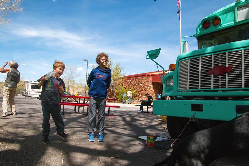 Utah State Route 12, Boulder, Utah