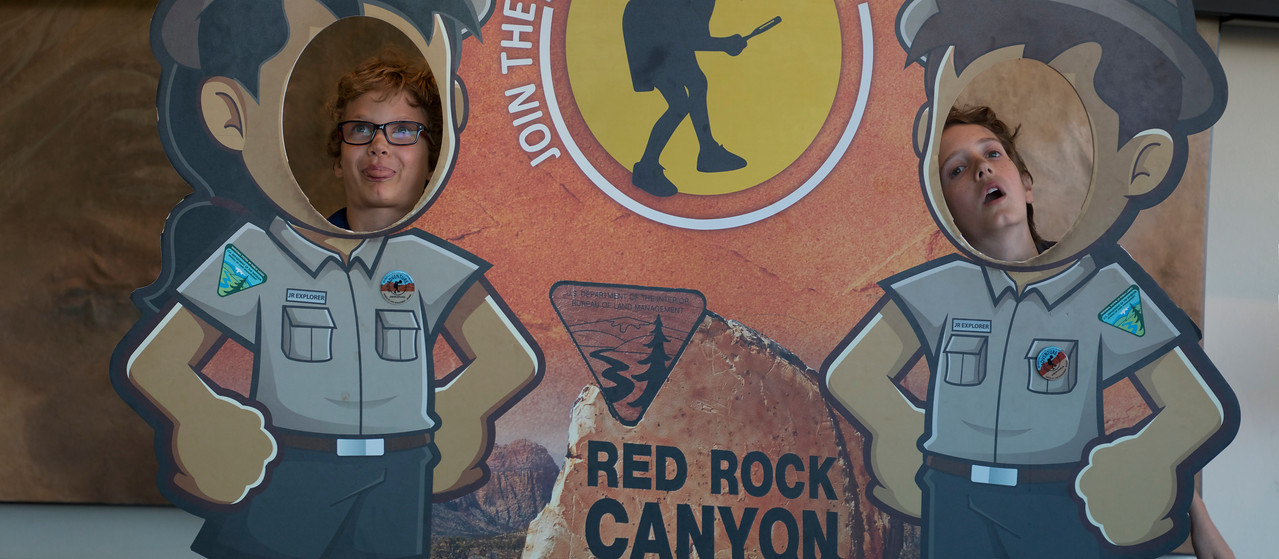 Red Rock Canyon National Conservation Area, 1000 Scenic Loop Dr, Las Vegas, NV 89161