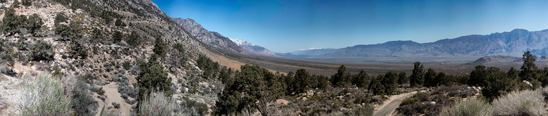 Inyo Mountains, Whitney Portal Road, Lone Pine, California