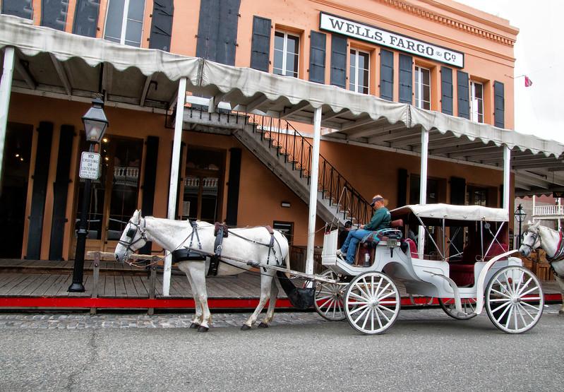 Old Town, Sacramento, California