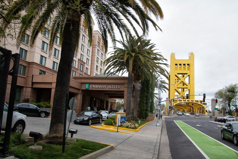 Tower Bridge, Sacamento, California