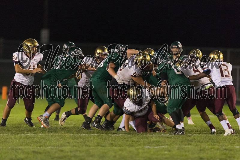 Monrovia vs Luthertan,Hadley Field, Monrovia, IN, 9/29/2017,  Photo by Eric Thieszen.