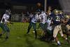 Monrovia vs Tri West at Tri West High School, Lizton, IN, 10/20/2017,  Photo by Eric Thieszen.
