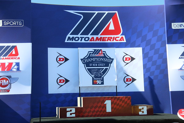 MotoAmerica Superbike Championship of New Jersey 9/8-10/2017