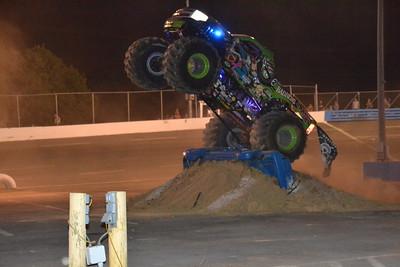 Motor Mile Speedway 7-1-17 Monster Truck Show