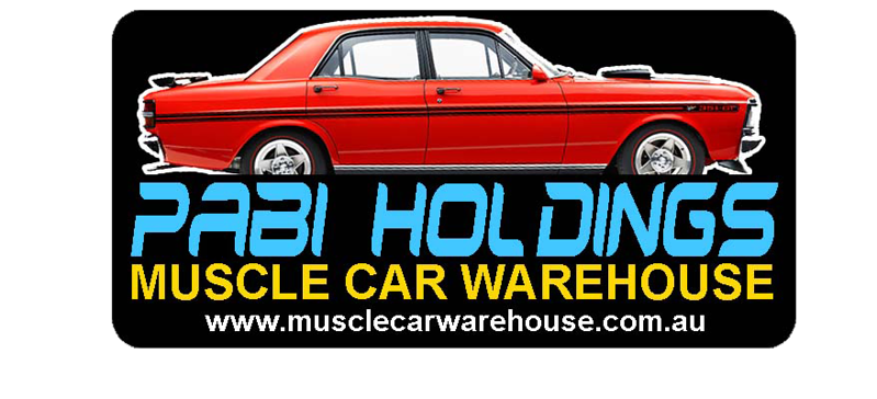 Pabi HoldingsMuscle Car Warehouse