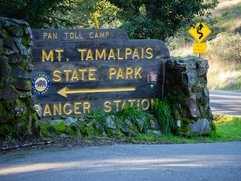 Mt. Tamalpais State Park
