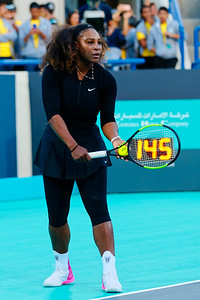 01.04 Serena Williams - Mubadala WTC 2017