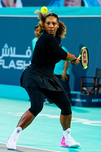 01.04b Serena Williams - Mubadala WTC 2017