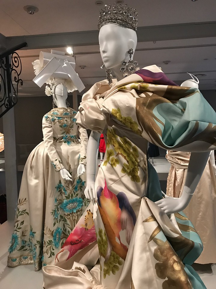 2017 NGV Dior Exhibit